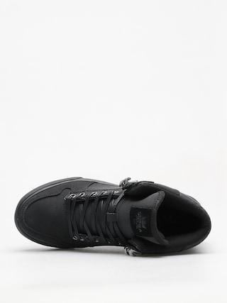 Topánky Supra Vaider Cw (black black/dark gum)
