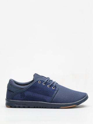Topánky Etnies Scout (navy/navy/gum)