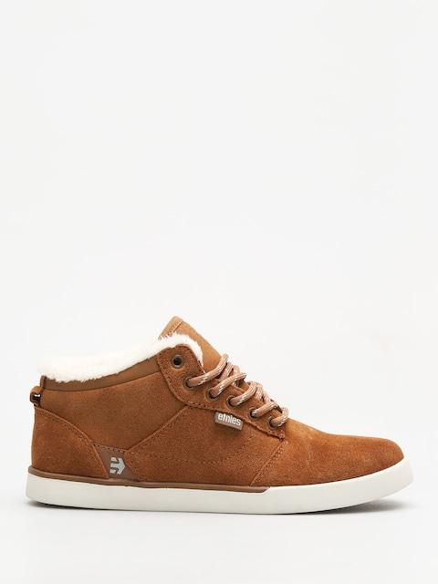 Zimné topánky Etnies Jefferson Mid Wmn (brown)