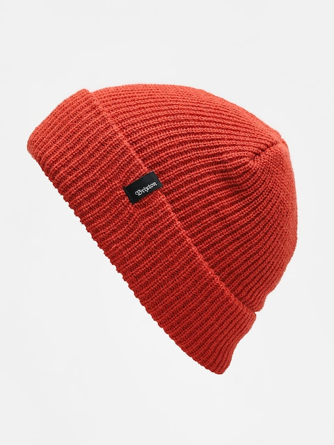 Čiapka Brixton Heist Beanie (red/orange)