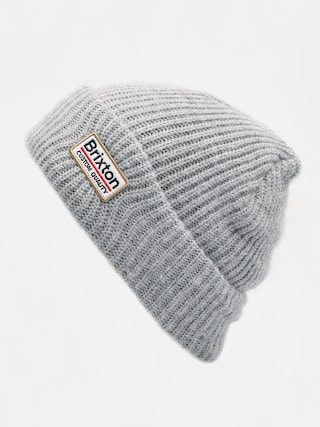 Čiapka Brixton Palmer II Beanie (light heather grey)