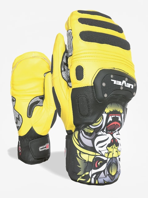 Rukavice Level Sq Cf Mitt (yellow)