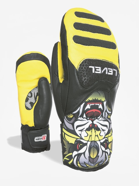 Rukavice Level Sq Jr Cf Mitt (yellow)