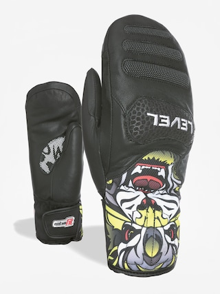 Rukavice Level Sq Jr Cf Mitt (pk black)