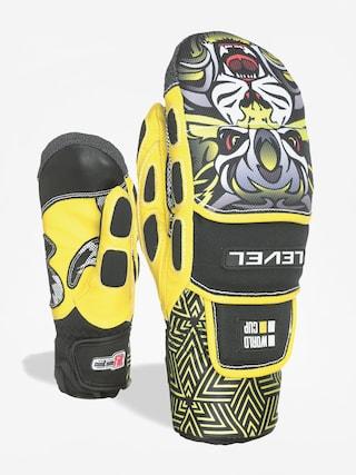 Rukavice Level Worldcup Jr Cf Mitt (yellow)