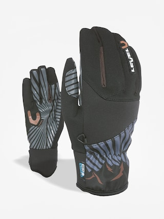 Rukavice Level Line I Touch (pk brown)