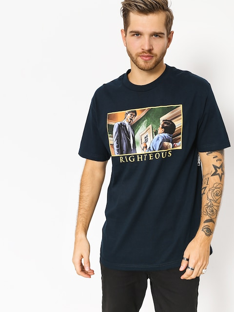 Tričko DGK Righteous (navy)