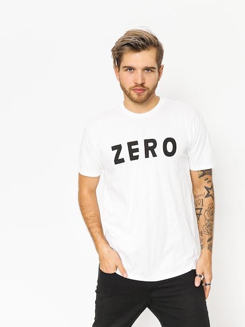 Tričko Zero Army (white)