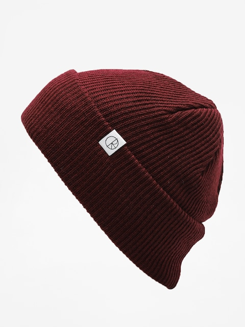 Zimná čiapka Polar Skate Merino Wool Beanie (burgundy)