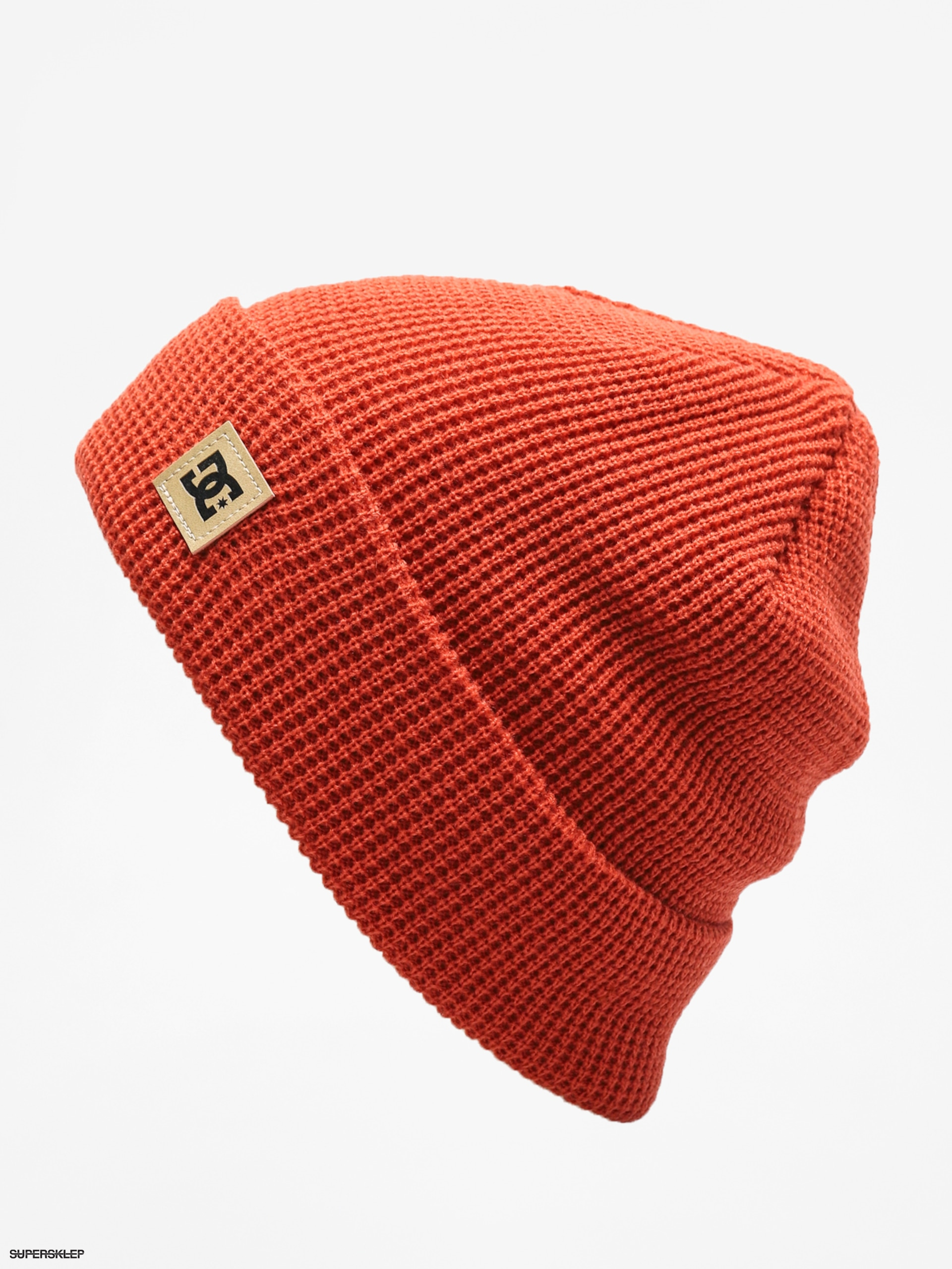 ad3055f3c Zimná čiapka DC Neesh 2 ZD (hot sauce)