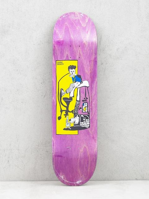 Doska Polar Skate Dane Brady Pizza Oven (violet)
