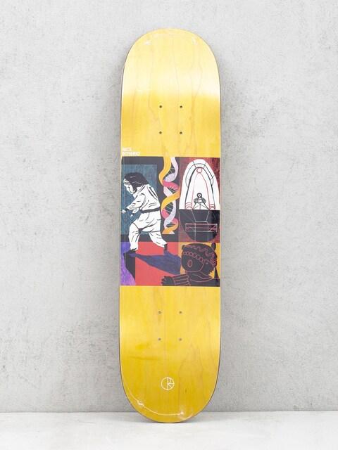 Doska Polar Skate Nick Boserio Alien Encounter (yellow)