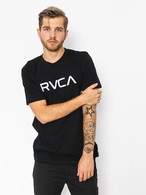 Tričko RVCA Big Rvca (black)