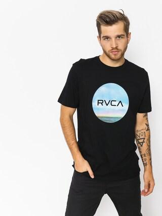 Tričko RVCA Rvca Motors Standard (black)