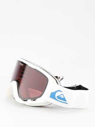 Okuliare na snowboard Quiksilver Sherpa (snow white)