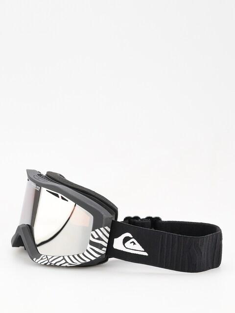 Okuliare na snowboard Quiksilver Fenom Mirror (black)