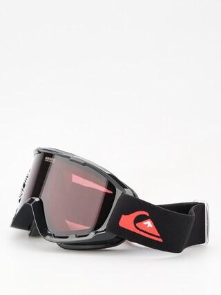 Okuliare na snowboard Quiksilver Sherpa (black)