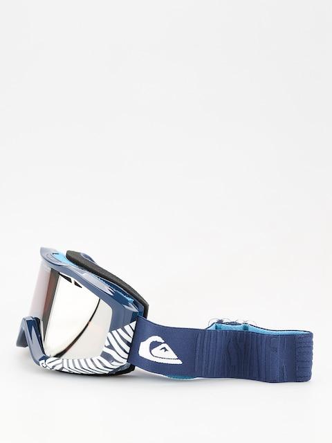 Okuliare na snowboard Quiksilver Fenom Mirror (dress blues)