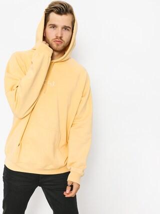 Mikina s kapucňou Polar Skate Default HD (light yellow)
