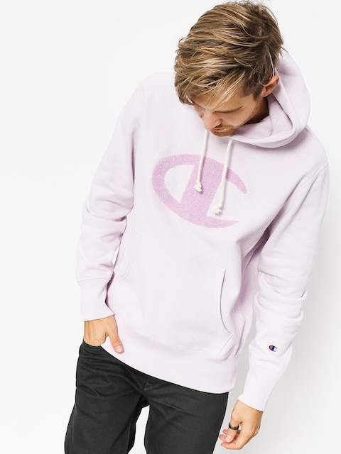 Mikina s kapucňou Champion Reverse Weave Hooded Sweatshirt HD (lvf)