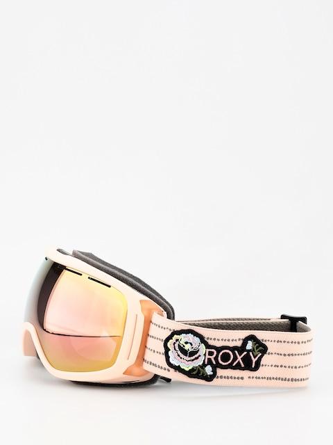 Okuliare na snowboard Roxy Rockferry Tb Wmn (torah's roses)