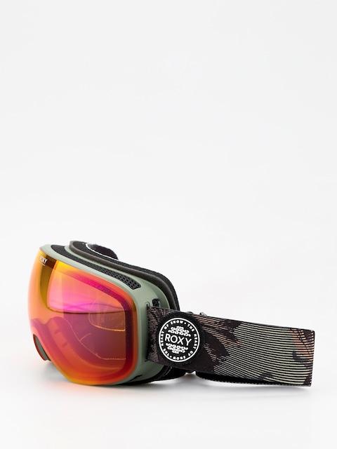 Okuliare na snowboard Roxy Popscreen Wmn (swell flowers girl)