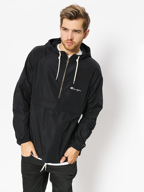 Bunda Champion Hooded Jacket (nbk)