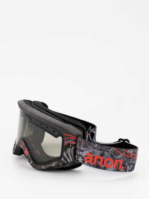 Okuliare na snowboard Anon Tracker (bionic/smoke)