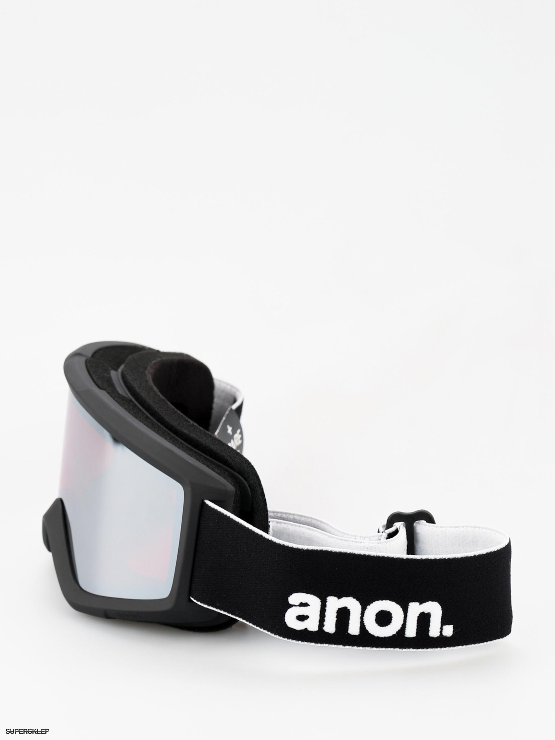 Okuliare na snowboard Anon Helix 2 Sonar W Spare (black sonar silver) fdd1e426050