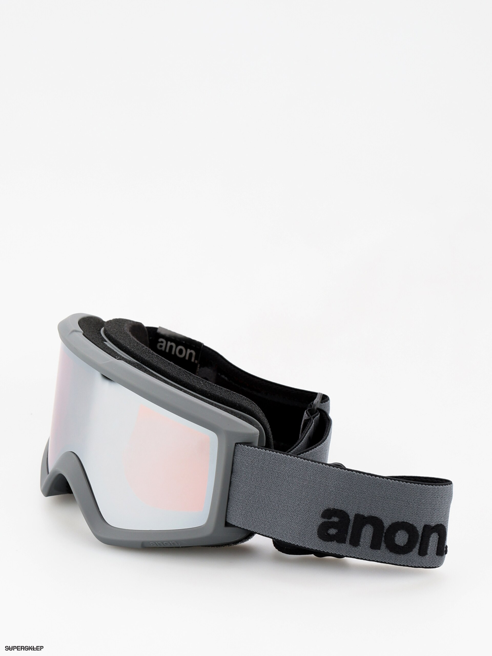 Okuliare na snowboard Anon Helix 2 Sonar W Spare (stealth sonar silver) 8126a468604