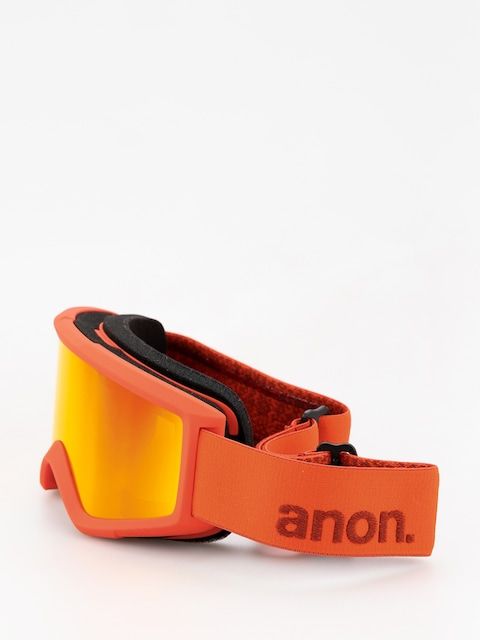 Okuliare na snowboard Anon Helix 2 Sonar W Spare (red/sonar red)
