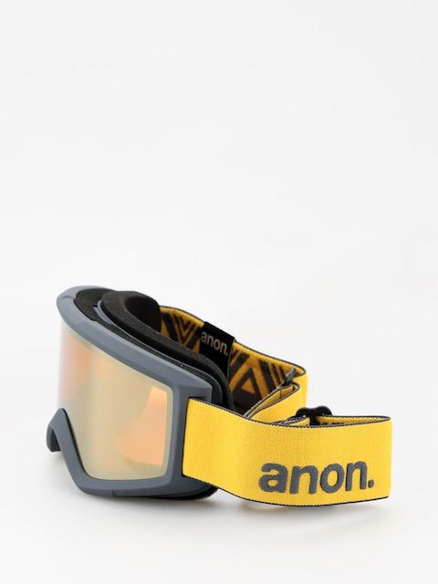 Okuliare na snowboard Anon Helix 2 Sonar W Spare (mustard/sonar bronze)
