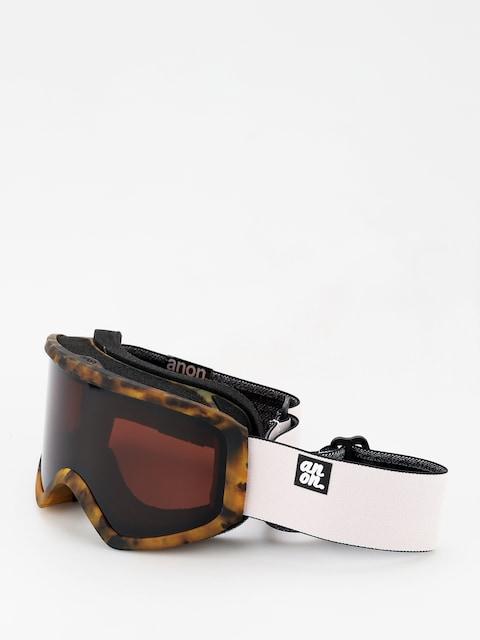 Okuliare na snowboard Anon Insight Sonar Spare Wmn (tort/sonar smoke)