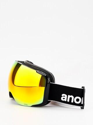 Okuliare na snowboard Anon M2 W Spare (black/sonar red)