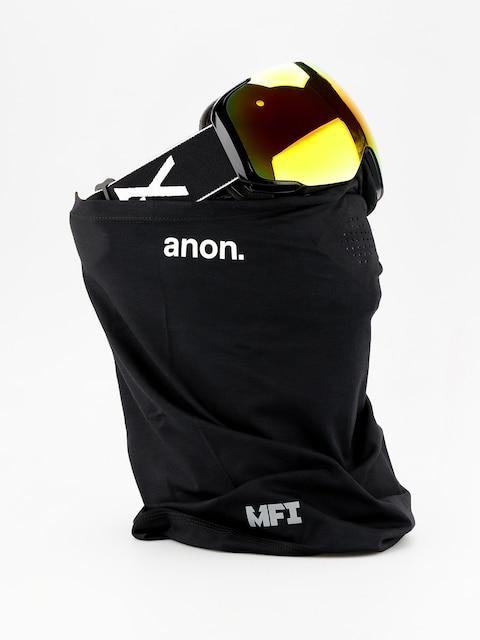 Okuliare na snowboard Anon M2 Mfi W Spare (black/sonar red)