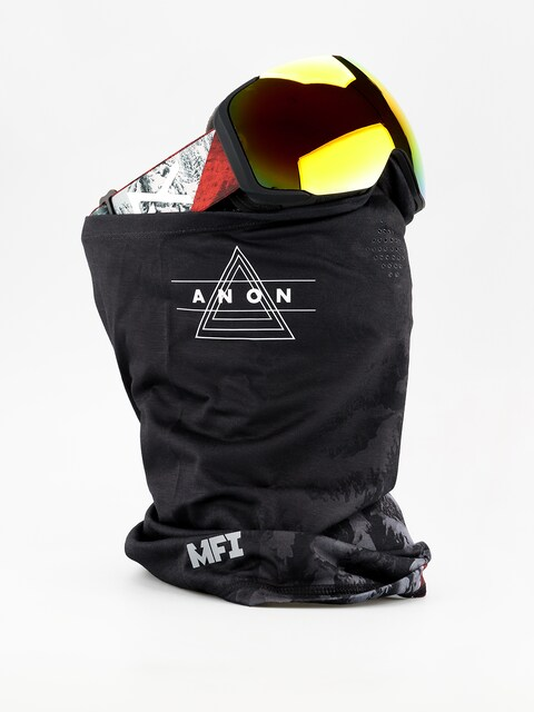 Okuliare na snowboard Anon M2 Mfi W Spare (red planet/sonar red)