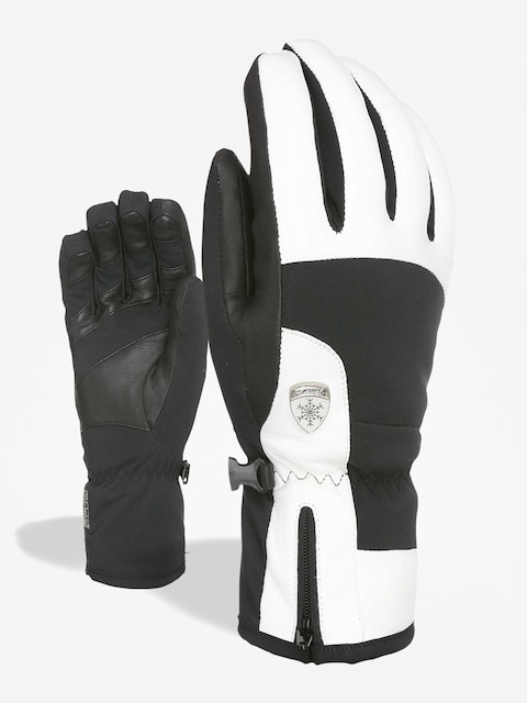 Rukavice Level Iris Wmn (black white)