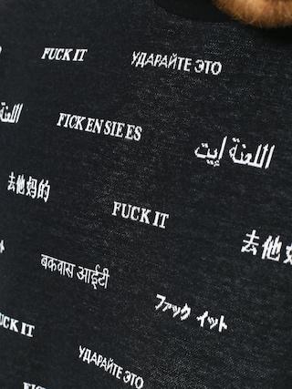 Tričko HUF Translation (black)