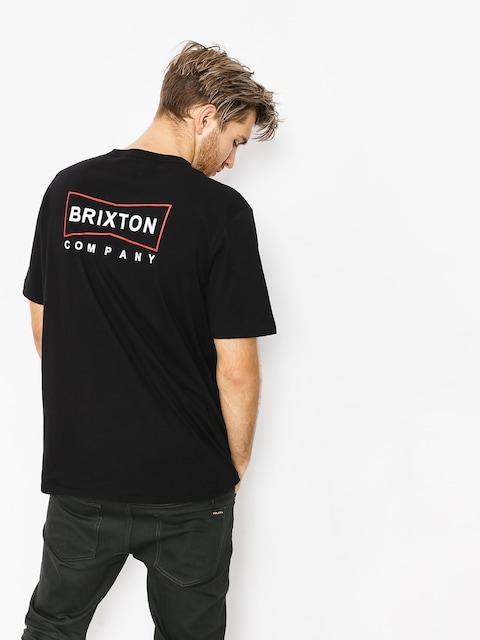 Tričko Brixton Wedge Hnly