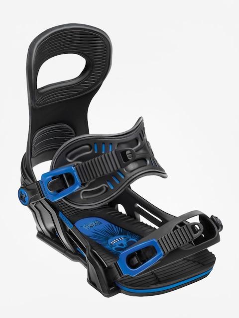 Snowboardové viazanie Bent Metal Transfer (black)