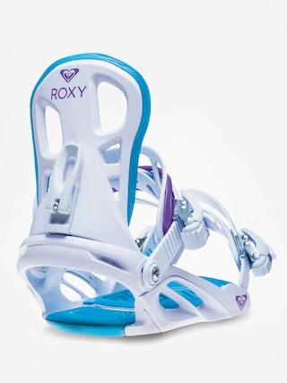 Snowboardovu00e9 viazanie Roxy Classic Wmn (white)
