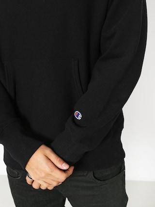 Mikina s kapucňou Champion Reverse Weave Hooded Sweatshirt HD (nbk)