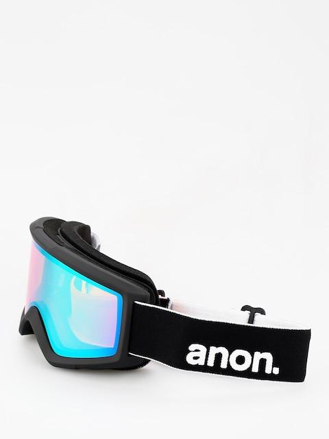 Okuliare na snowboard Anon Helix 2 Sonar W Spare (black/sonar green)