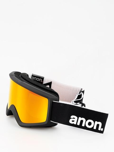 Okuliare na snowboard Anon Helix 2 Sonar W Spare (black/sonar red)
