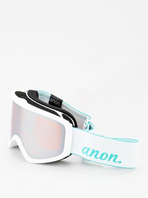 Okuliare na snowboard Anon Insight Sonar Spare Wmn (white/sonar silver)