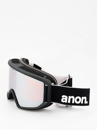 Okuliare na snowboard Anon Relapse (black/sonar silver)