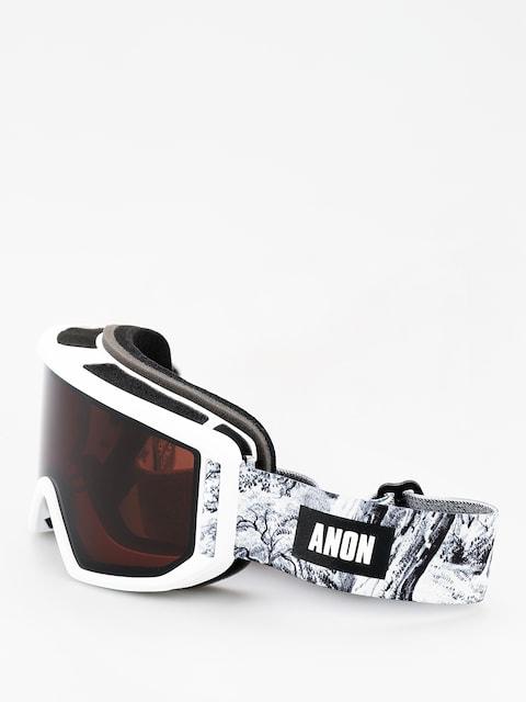Okuliare na snowboard Anon Relapse (loc/sonar smoke)