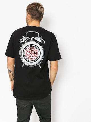 Tričko Independent x Thrasher Ttg (black)