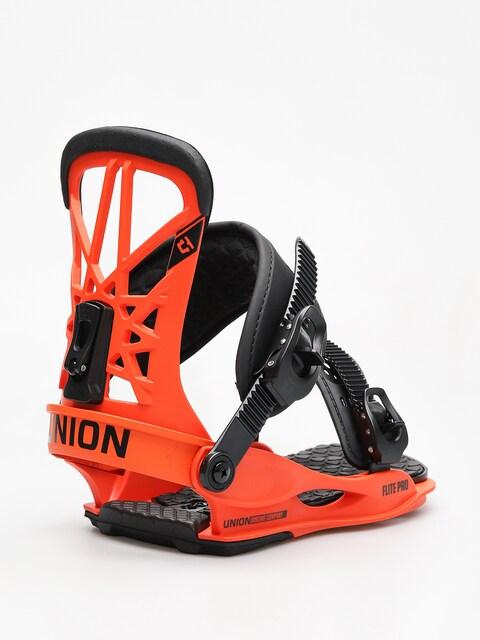 Snowboardové viazanie Union Flite Pro (orange)