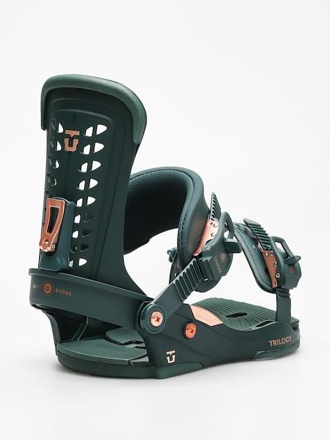 Snowboardové viazanie Union Trilogy Wmn (green)
